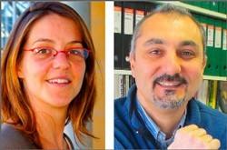 Karine Guillem et Serge Ahmed