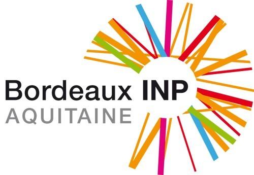 Logo INP Bordeaux Aquiaine
