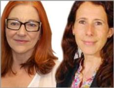 Martine Cador et Muriel Darnaudery