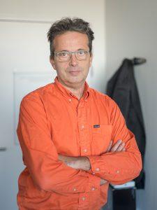 Frédéric Alexandre - Crédit : Sharpen