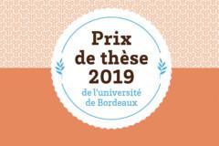 Prix de thèse de l'Université de Bordeaux