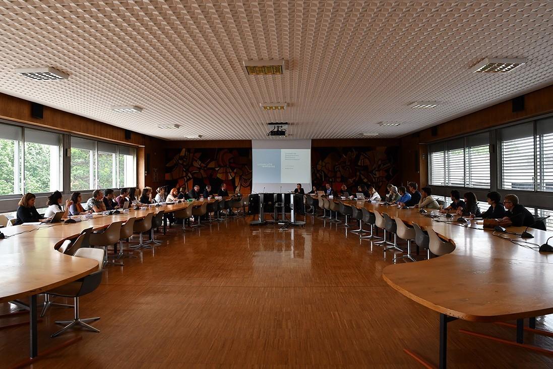 Bordeaux Neurocampus : un département de l'université de Bordeaux