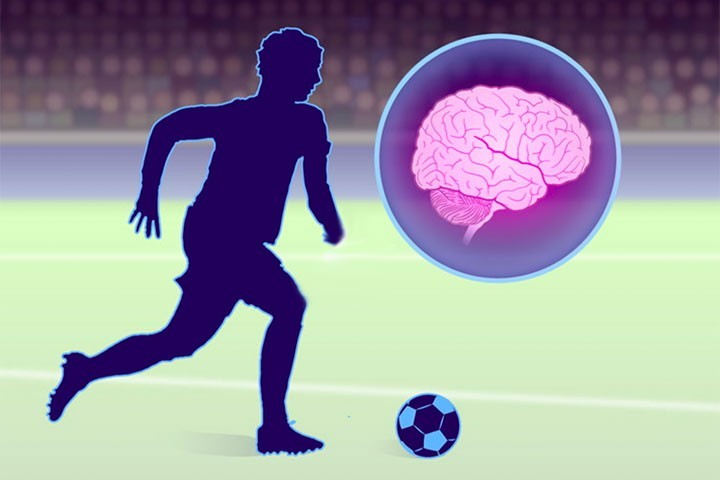Does repeated sub-concussive heading in soccer increase the risk of neurodegenerative diseases?