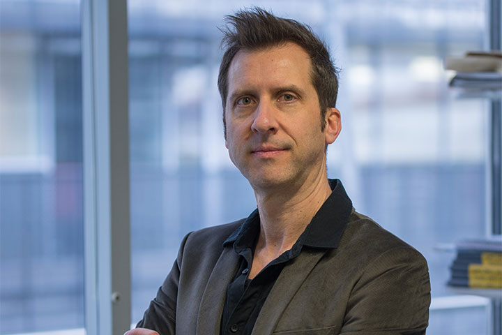 Andreas Frick lauréat du Prix Marcel Dassault