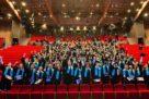 Cérémonie des Docteurs de l'université de Bordeaux: une première très réussie