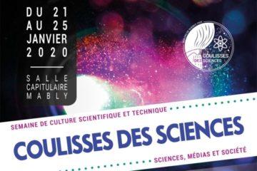 Coulisses des sciences