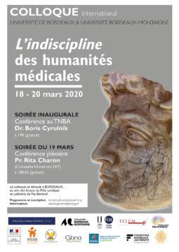 l'indiscipline des humanités médicales