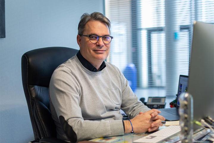 Stéphane Oliet lauréat de la fondation Vaincre Alzheimer