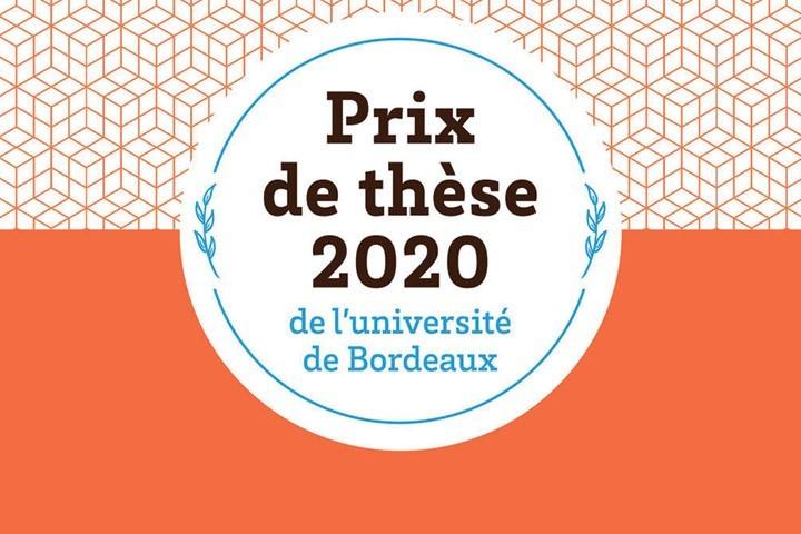 Prix de thèse 2020