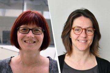 Stéphanie Caillé Garnier and Karine Guillem awarded