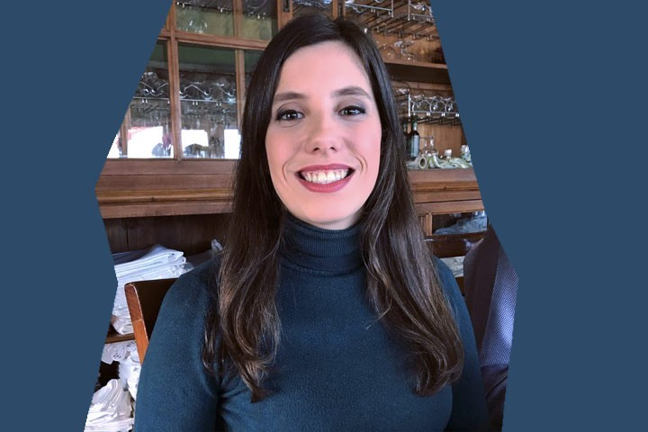 Ana Dorrego-Rivas interviewée par 1MWIS