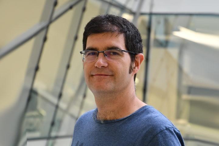 Interview : David Perrais, nouveau chef d'équipe à l'IINS