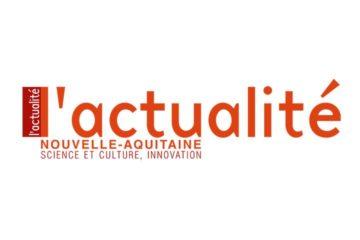 Vieillir, dans le magazine «L'Actualité Nouvelle-Aquitaine»