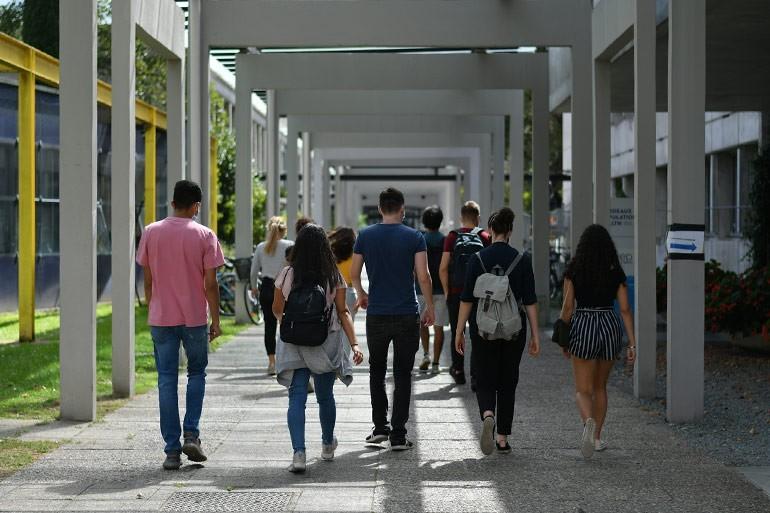 Demi-journée d'intégration pour les nouveaux étudiants en master