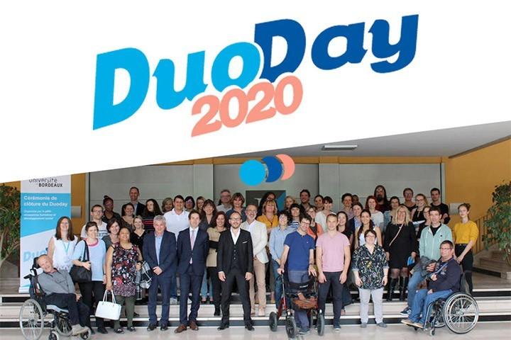 Emploi et handicap : appel à candidatures pour le Duoday