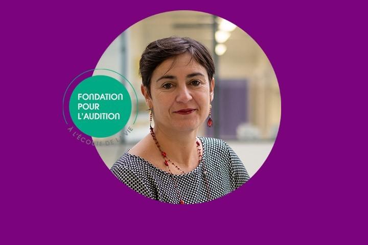Susanna Pietropaolo lauréate de la Fondation pour l'audition