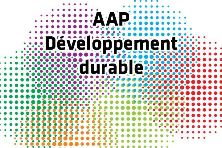 Soutien aux actions menées en faveur du développement durable