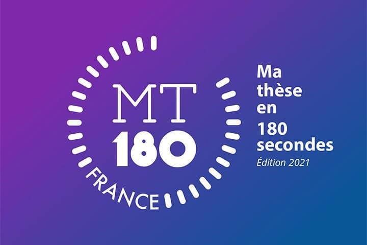 Concours Ma thèse en 180s - Finale de l'université de Bordeaux