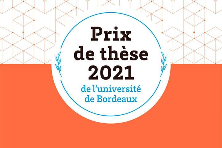 Prix de thèse UBx 2021