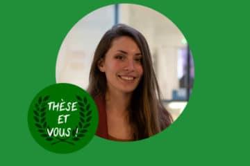 """Urielle François dans """"Thèse et vous !"""""""